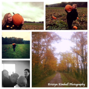 collage fall